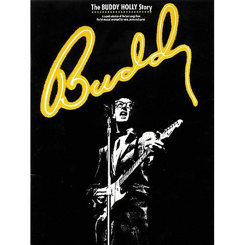 Hal Leonard Buddy: The Buddy Holly Story Book