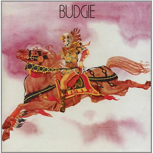 Alliance Budgie - Budgie (1971)