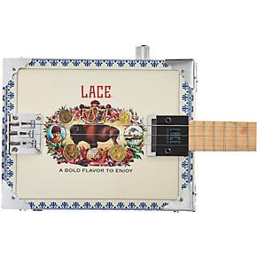 lace buffalo bull acoutic electric cigar box guitar guitar center. Black Bedroom Furniture Sets. Home Design Ideas