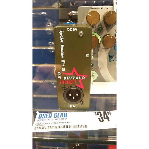 In Store Used Buffalo Direct Box