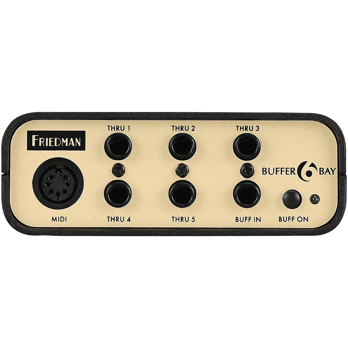 Friedman Buffer Bay 6 Buffer and Junction Box