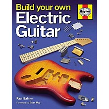 Hal Leonard Build Your Own Electric Guitar Book (Hard Cover)