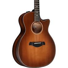 Builder's Edition 614ce V-Class Grand Auditorium Acoustic-Electric Guitar Wild Honey Burst