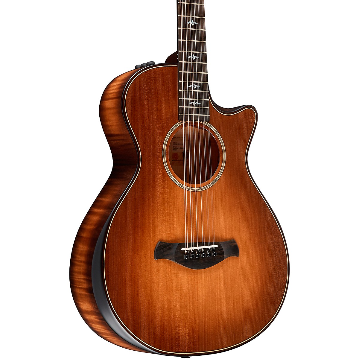 Taylor Builder's Edition 652ce V-Class 12-String Grand Auditorium Acoustic-Electric Guitar