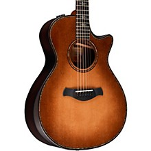 Builder's Edition V-Class 912ce Grand Concert Acoustic-Electric Wild Honey Burst