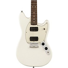 Bullet Mustang HH Limited-Edition Electric Guitar Olympic White