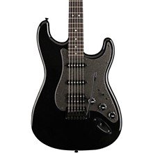 Bullet Stratocaster HSS with Tremolo Limited Edition Electric Guitar Black Metallic