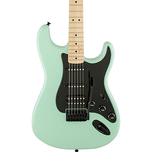 squier bullet stratocaster with tremolo hss surf pearl maple fingerboard guitar center. Black Bedroom Furniture Sets. Home Design Ideas