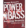 Backbeat Books Bunny Brunel's Power Bass: Soloing Secrets (Book/CD) thumbnail
