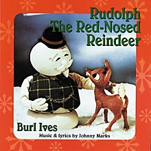 Burl Ives - Rudolph The Red-Nosed Reindeer CD