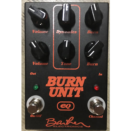 Barber Electronics Burn Unit Effect Pedal