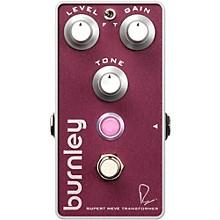 Bogner Burnley Distortion Guitar Effects Pedal