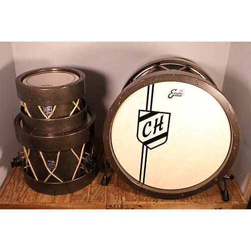SJC Drums Butcher Hoop Drum Kit