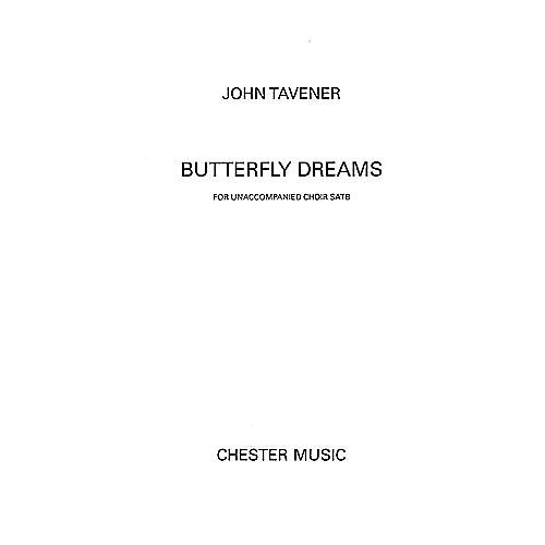 Chester Music Butterfly Dreams SATB