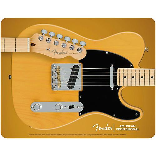 Fender Butterscotch Blonde Telecaster Mouse Pad