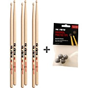 Buy 3 pairs of Vic Firth 55A and Receive a Free Pack of Universal Practice Tips
