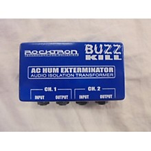 Rocktron Buzzkill Effect Pedal
