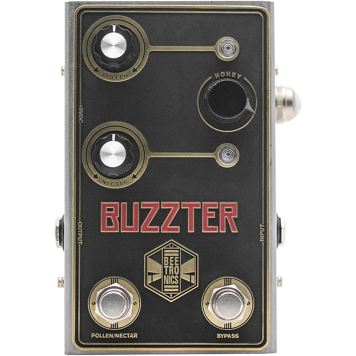 Beetronics FX Buzzter Royal Series Boost Effects Pedal