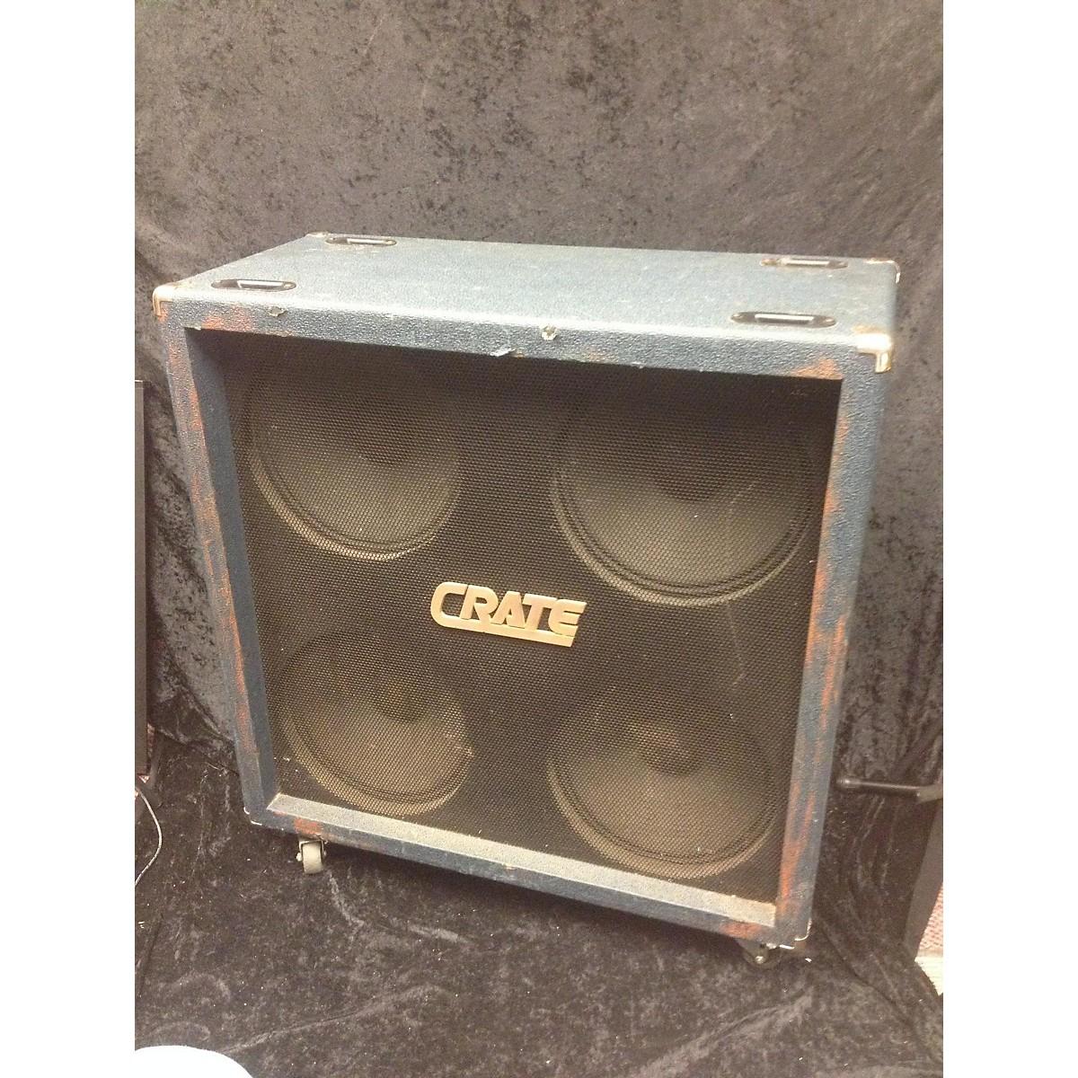 Crate Bv412r Guitar Cabinet