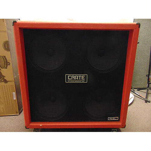 Crate Bv412vr 4x12 Guitar Cabinet
