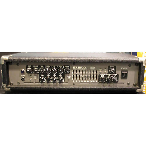 Carvin Bx1500 Bass Amp Head