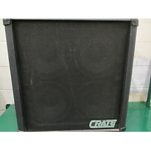 Crate Bx410 Bass Cabinet