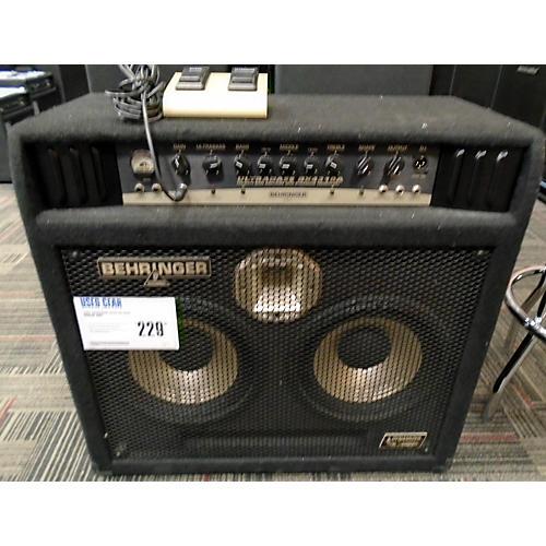 Behringer Bx4210A Bass Power Amp