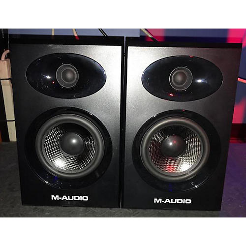 M-Audio Bx5 Graphite Pair Powered Monitor