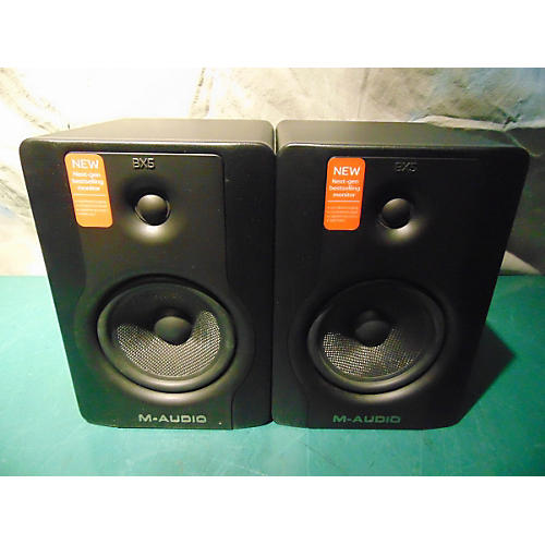 M-Audio Bx5a D2 Powered Monitor
