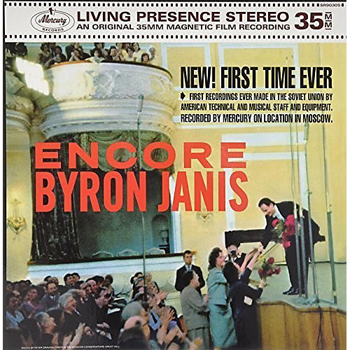 Alliance Byron Janis - Encore
