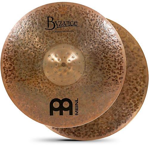 Meinl Byzance Big Apple Dark Hi-Hat Cymbals
