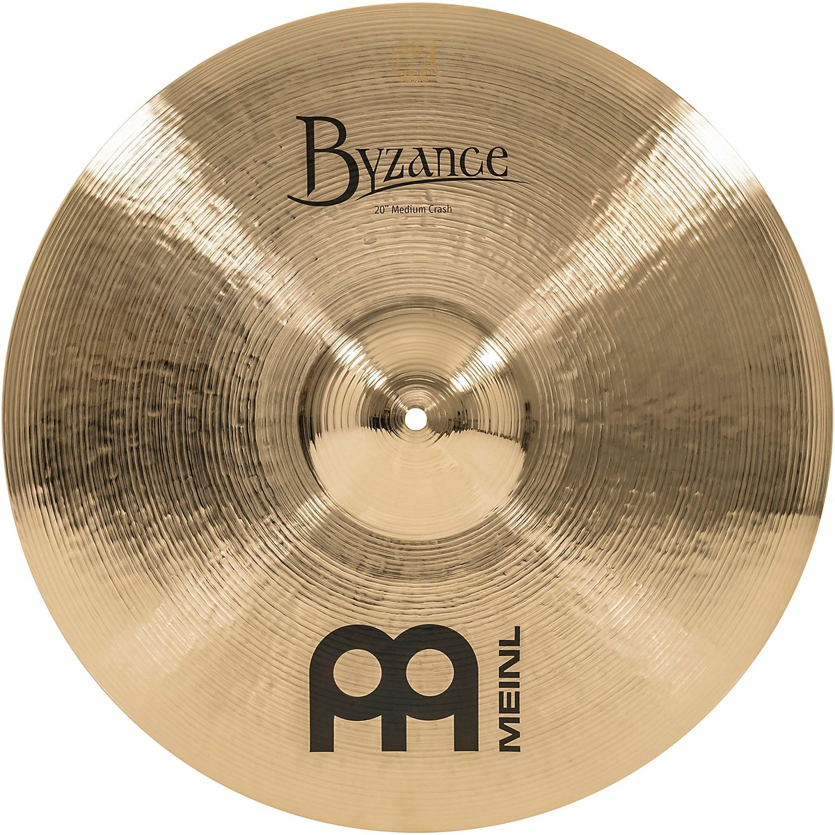 Meinl Byzance Brilliant Medium Crash Cymbal