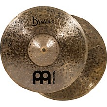 Byzance Dark Hi Hats 14 in.