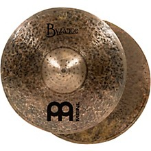 Byzance Dark Hi Hats 15 in.