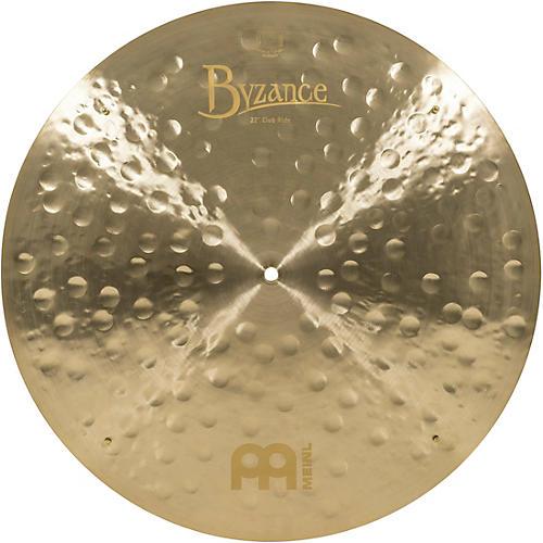 Meinl Byzance Jazz Club Ride Traditional Cymbal