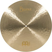 Meinl Byzance Jazz Flat Ride Traditional Cymbal