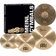 "Meinl Byzance Standard Set with Free 18"" Extra Dry Thin Crash Level 1"
