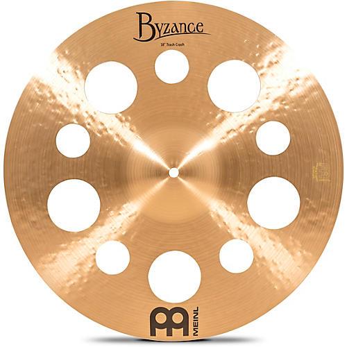 Meinl Byzance Traditional Trash Crash Cymbal