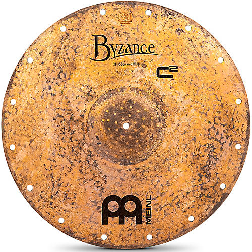 Meinl Byzance Vintage Chris Coleman C Squared Signature Ride Cymbal