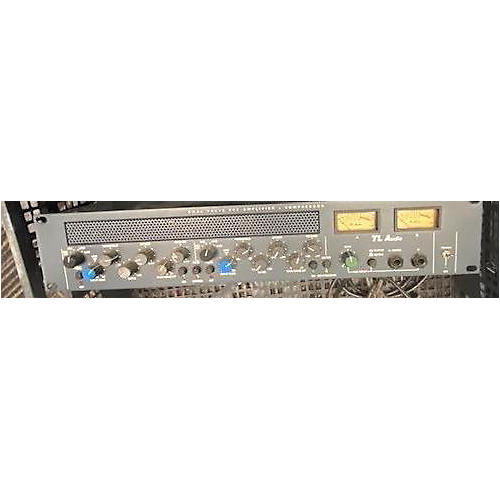 TL Audio C-1 DUAL VALVE PREAMP Compressor