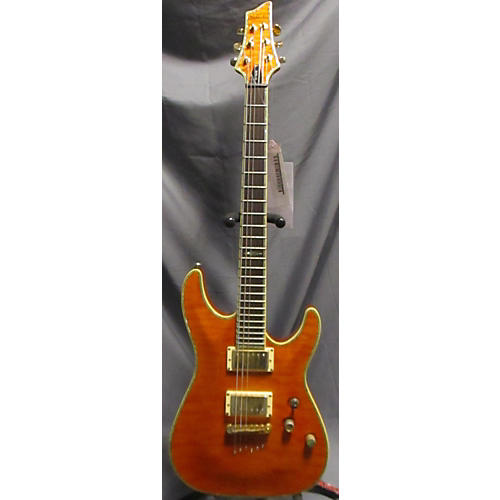 Schecter Guitar Research C-1 Elite Solid Body Electric Guitar