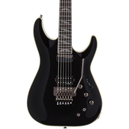 Schecter Guitar Research C-1 FR-S Blackjack 6-String Electric Guitar