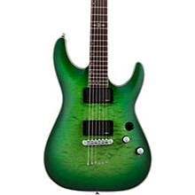 C-1 Platinum Electric Guitar Emerald Burst
