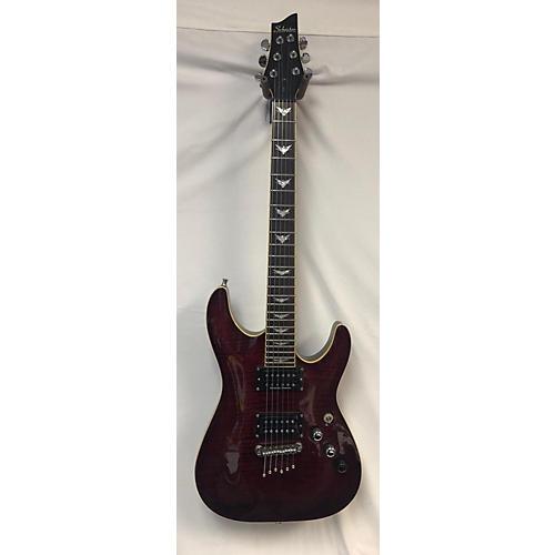 Schecter Guitar Research C-1+ Solid Body Electric Guitar