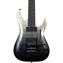 C-7 FR SLS Elite 7-String Electric Guitar Black Fade Burst