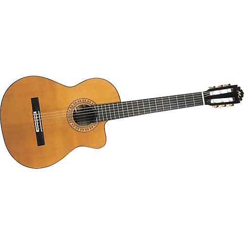 Manuel Rodriguez C Cutaway Cedar Top Classical Guitar