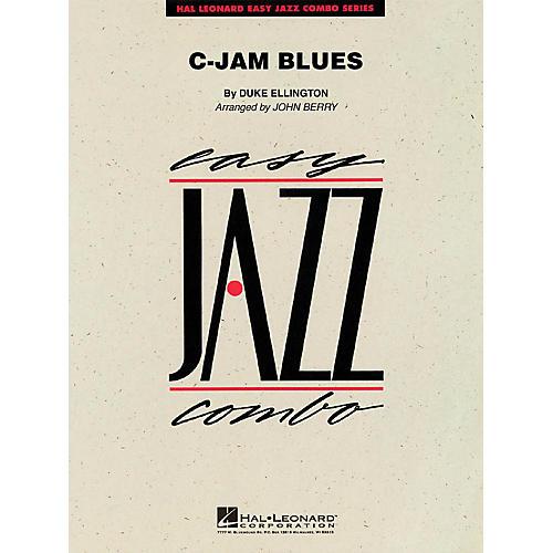 Hal Leonard C-Jam Blues Jazz Band Level 2 by Duke Ellington Arranged by John Berry