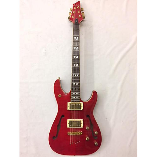 Schecter Guitar Research C/SH1 Hollow Body Electric Guitar