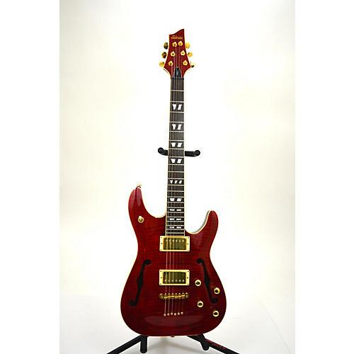 Schecter Guitar Research C/sh-1 Hollow Body Electric Guitar