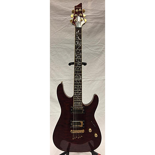 used schecter guitar research c1 classic solid body electric guitar guitar center. Black Bedroom Furniture Sets. Home Design Ideas